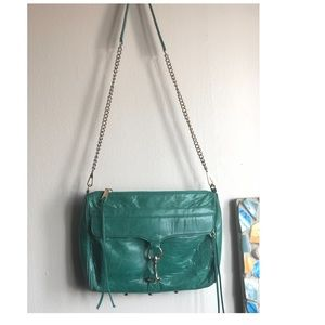 *FLAW* Rebecca Minkoff XL MAC Leather Handbag